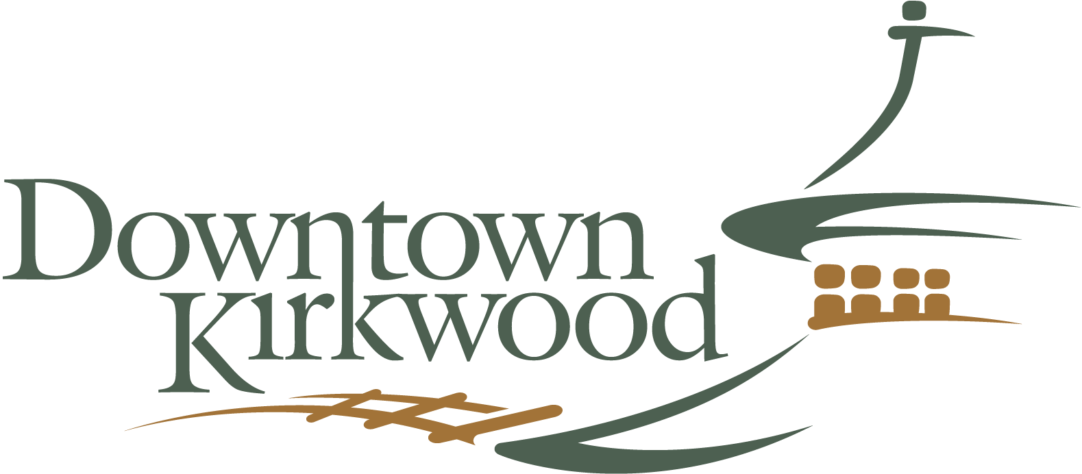 Downtown Kirkwood Logo